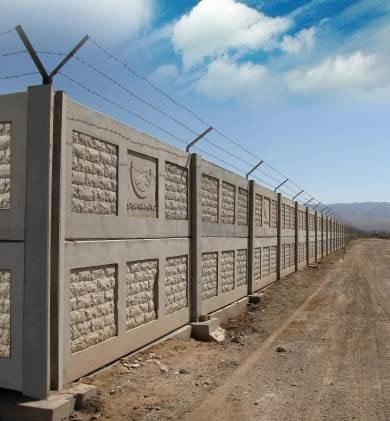 دیوار بتنی پیش ساخته - پابکو ➀